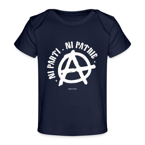 ni parti ni patrie - T-shirt bio Bébé