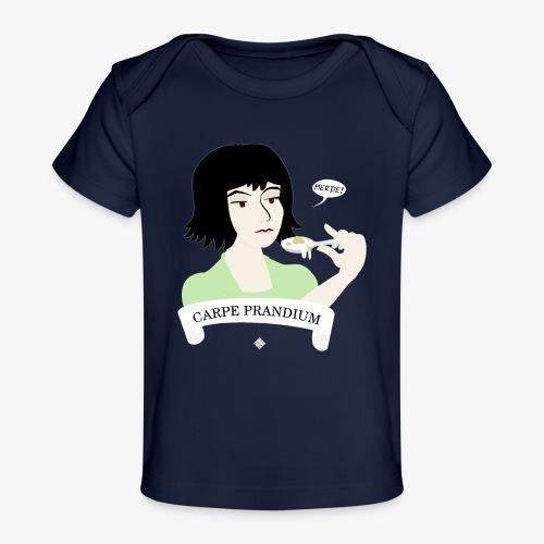 Carpe Prandium - Organic Baby T-Shirt
