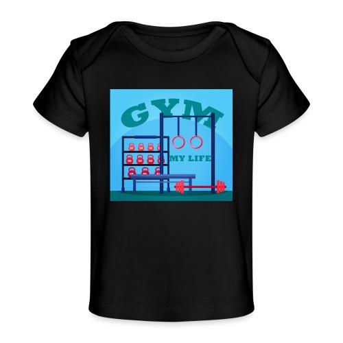 GYM - Vauvojen luomu-t-paita