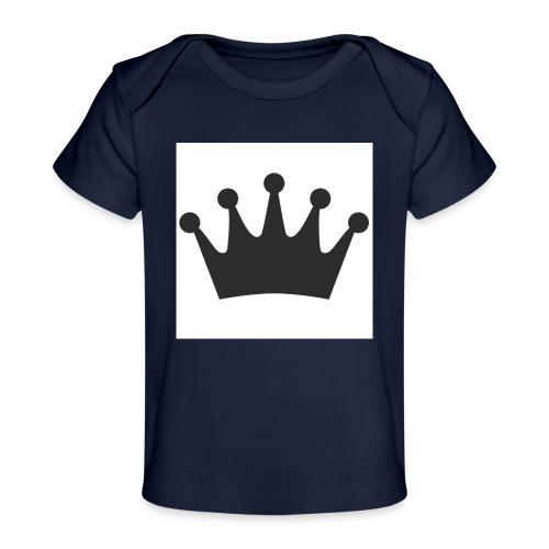 krone - Baby Bio-T-Shirt