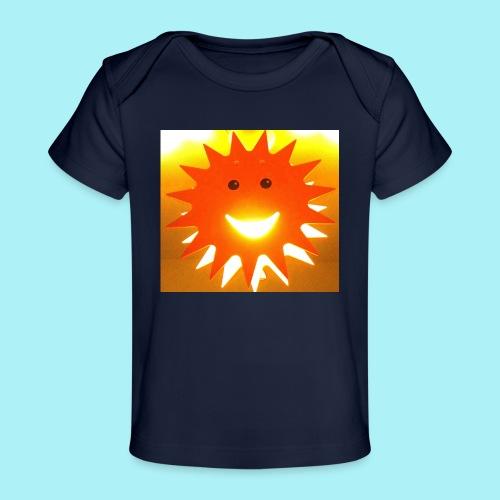 Soleil Souriant - T-shirt bio Bébé