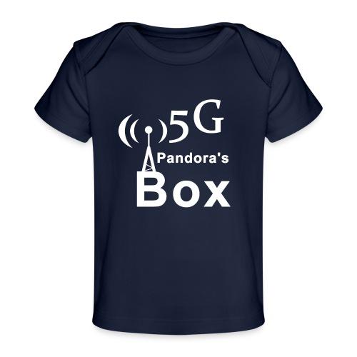 5G Pandora's box - Baby Bio-T-Shirt