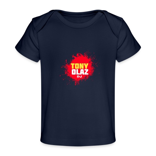 Marca Tony Olaz dj - Camiseta orgánica para bebé
