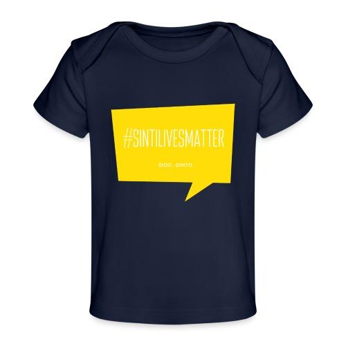 Sinti Lives Matter - Organic Baby T-Shirt