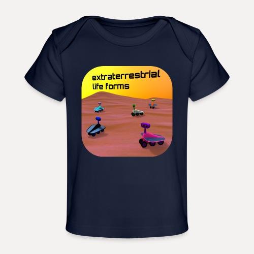 Leben auf dem Mars - Organic Baby T-Shirt