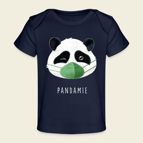 Pandamie - Baby Bio-T-Shirt