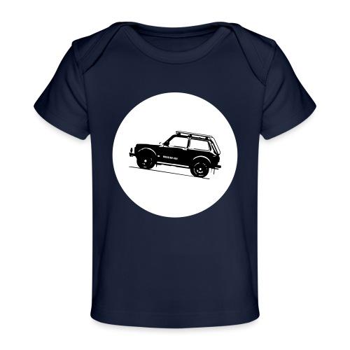 Lada Niva Kreis - Baby Bio-T-Shirt