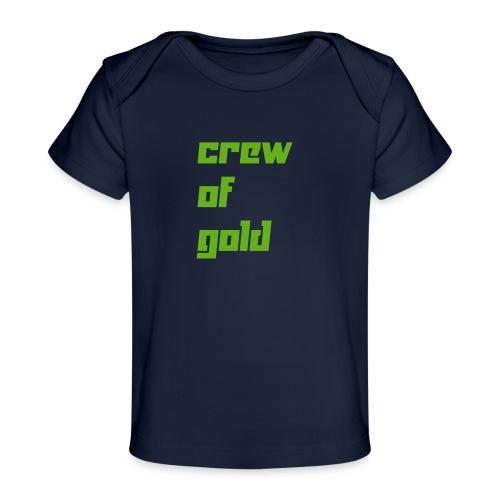 crew - Maglietta ecologica per neonato