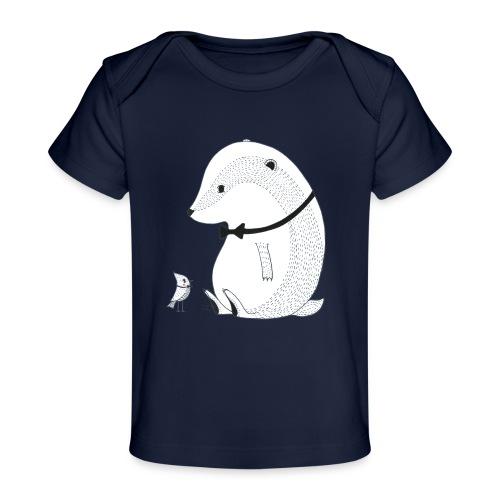 dasje - Baby bio-T-shirt