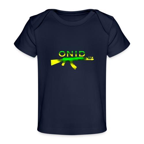 ONID-22 - Maglietta ecologica per neonato