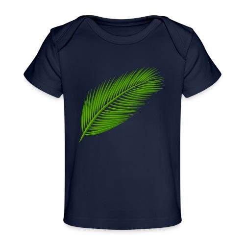 Leaf - bio - Baby bio-T-shirt
