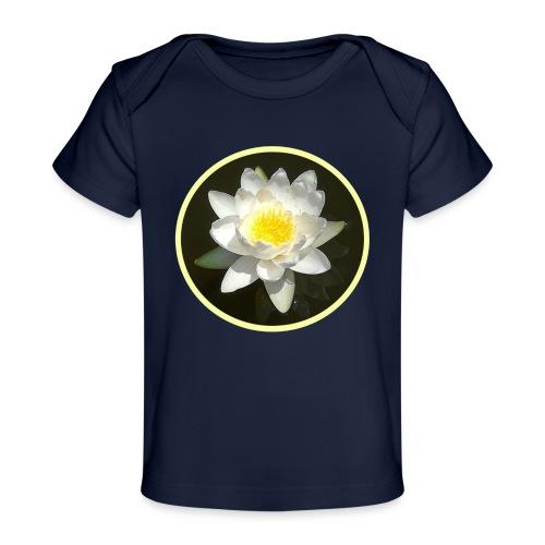 weisse SEEROSE - Baby Bio-T-Shirt