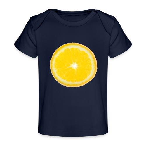 Orange - Baby Bio-T-Shirt