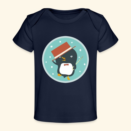 Dance With Me - Organic Baby T-Shirt
