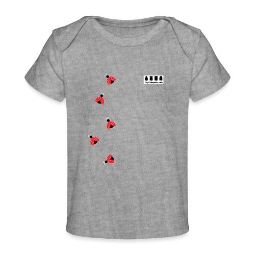 ladybird design tc - Organic Baby T-Shirt