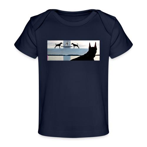 FBtausta - Vauvojen luomu-t-paita
