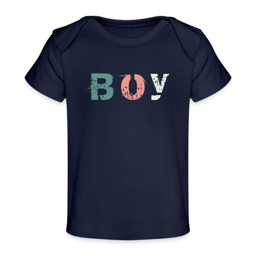 Baby boy - Baby bio-T-shirt