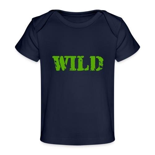 wild - Maglietta ecologica per neonato