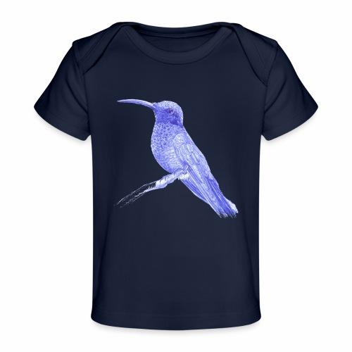 Colibri au stylo-bille - T-shirt bio Bébé