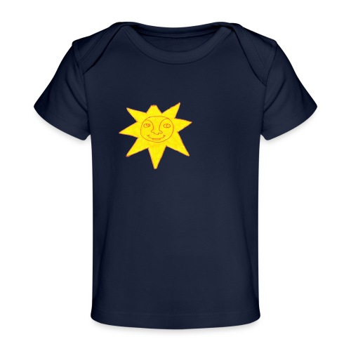 sonne - Baby Bio-T-Shirt