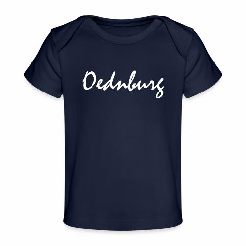 Oednburg Wit - Baby bio-T-shirt