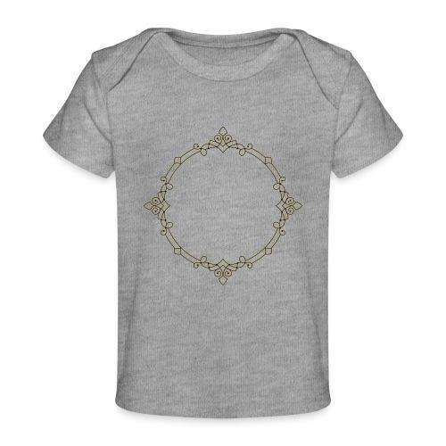 MONOGRACIA | BY VALORSTUDIO | - Baby bio-T-shirt