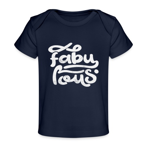 Fabulous - Ekologisk T-shirt baby