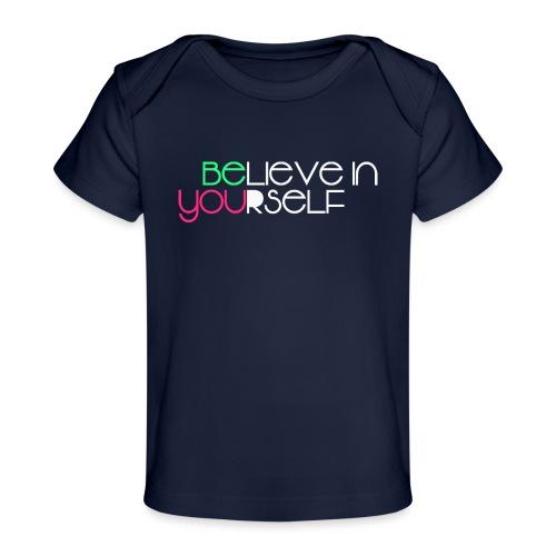 be you - Maglietta ecologica per neonato