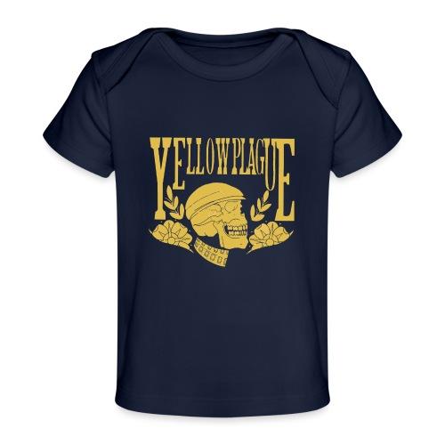 Yellow Plague Gold - Vauvojen luomu-t-paita