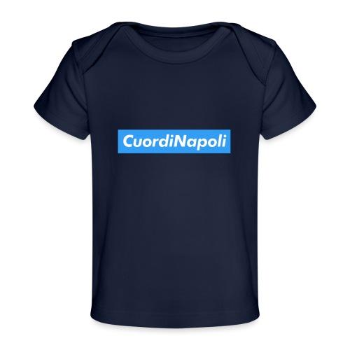 CuordiNapoli Young - Maglietta ecologica per neonato
