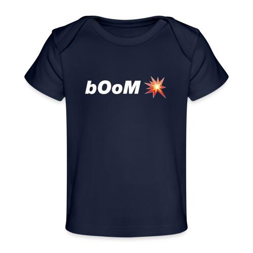 bOoM - Organic Baby T-Shirt