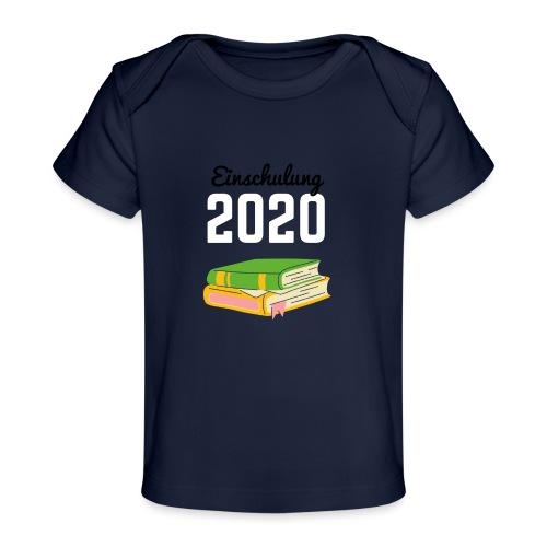 Einschulung 2020 - Baby Bio-T-Shirt