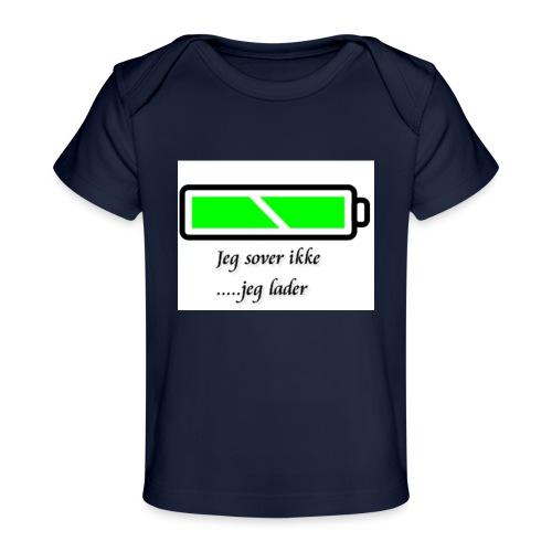 lader_2 - Økologisk baby-T-skjorte