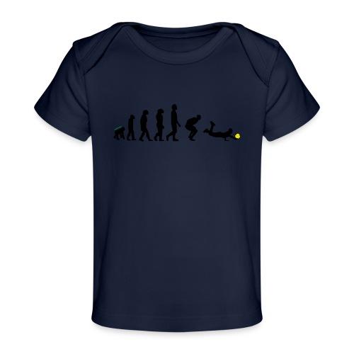 Evolution Defense - Maglietta ecologica per neonato