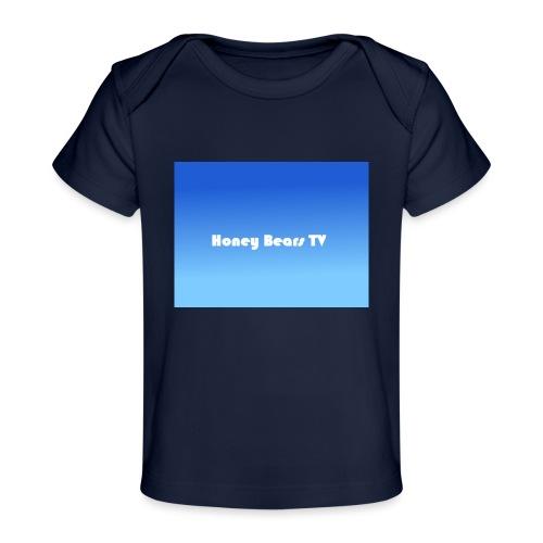 Honey Bears TV Merch - Organic Baby T-Shirt