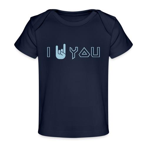 i rock vous - T-shirt bio Bébé