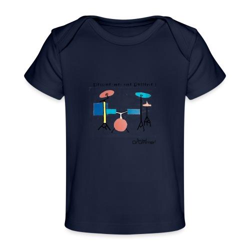 Azia Drum - Organic Baby T-Shirt