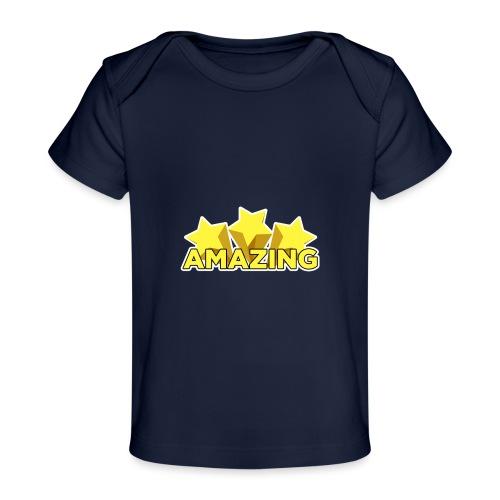 Amazing - Organic Baby T-Shirt