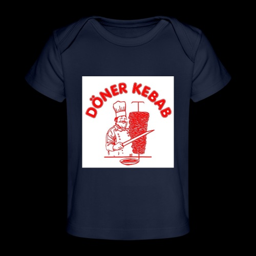Doner Kebab - Organic Baby T-Shirt