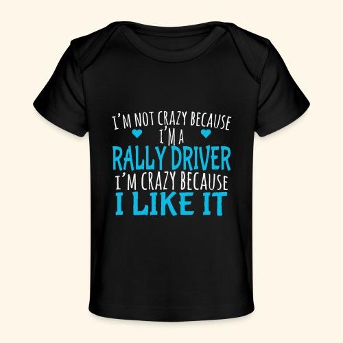 RALLY - Maglietta ecologica per neonato