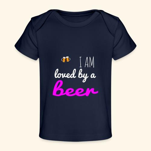 Birra Beer - Maglietta ecologica per neonato