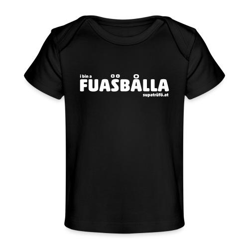 supatrüfö fuasballa - Baby Bio-T-Shirt