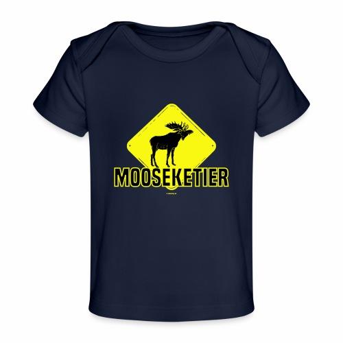 Moosketier - Baby bio-T-shirt