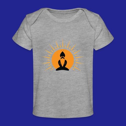 Guramylife logo black - Organic Baby T-Shirt