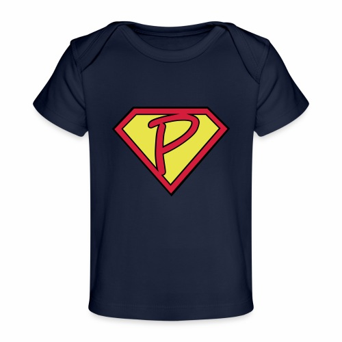 superp 2 - Baby Bio-T-Shirt