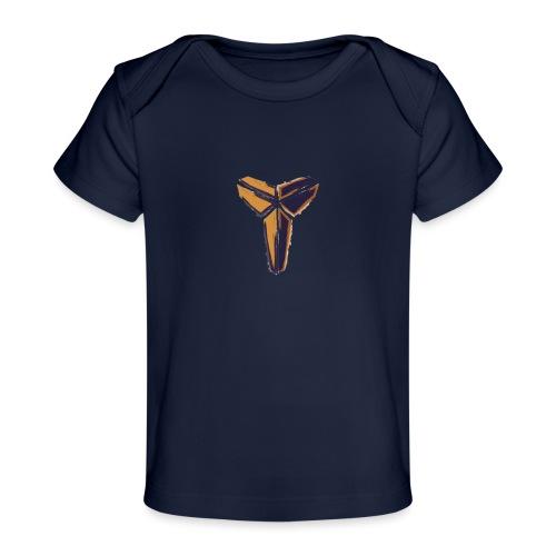 BlackMamba - Ekologisk T-shirt baby