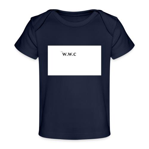 White Wolf Clothing - Økologisk T-shirt til baby