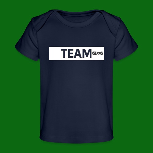 Team Glog - Organic Baby T-Shirt