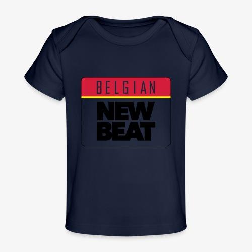 BNB LOGO - Baby bio-T-shirt