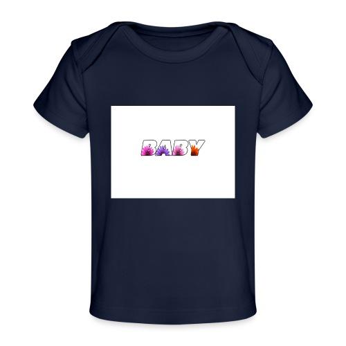 logo baby fille - T-shirt bio Bébé